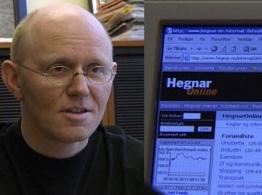 Mange fortvilte mennesker har tatt kontakt med journalist Stein Ove Haugen i Hegnar Online etter at de ikke har fått pengene sine tilbake fra pyramidespill. Foto: FBI