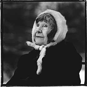 Anne Cath. Vestly. Foto: Morten Krogvold.