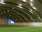 Eidehallen (Arkivfoto: NRK)