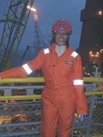Programlederen om bord på Statfjord C