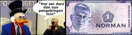 Ukens finalister: Geir Breivik og Try.