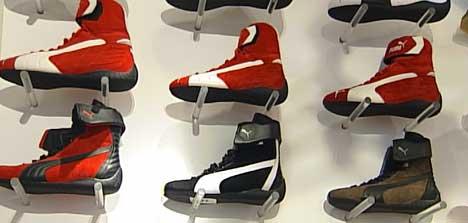 <b>Rallymoten:</b> Tidens mest trendy sko er tydelig preget av kjøreskoene fra rallysirkuset