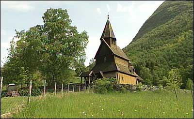 (Foto: Heidi Lise Bakke, NRK © 2003)