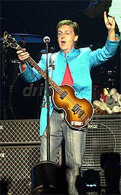 """Paul McCartney har gitt ut """"Let It Be"""" slik han ville den skulle være. Foto: Hermann J. Knippertz, Ap."""