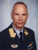Arnvid Brage Løvbukten, generalmajor i Luftforsvaret.