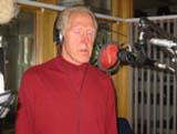 Leif Onshus talsmann for tomtefesterne i Lillehammer fikk dommen på direkten i NRKs studio på Lillehammer. - Jeg er rørt, sier Onshus.
