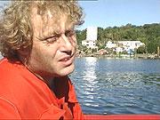 Frederic Hauge har fra dag en ment at rensingen av Kanfjordkilen er en skandale.