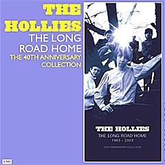 The Hollies gir ut 6 cd-er i samleboksen