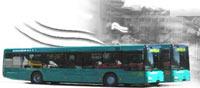 De ansatte i Norgesbuss Hedmark frykter for jobbene sine. (Foto: Norgesbuss Hedmark)