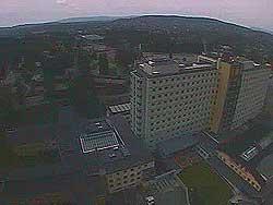 Akershus sykehus har sendt fødselsbrev til en mann.