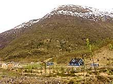 Fra Musken i Tysfjord.