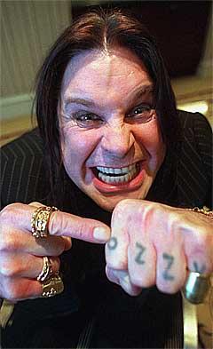 Ozzy Osbourne måtte avlyse Europa-turnéen. Foto: Jeff Geissler, AP.