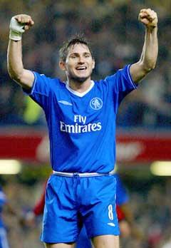 Frank Lampard (Foto: AFP/Scanpix)