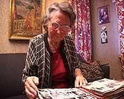 Grethe Hafslund har mange minner fra barndommen på Struten Fyr.