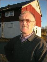 Oddvar Valle skal lede arbeidet med å etablere nytt slakteri i Molde. Foto: Gunnar Sandvik