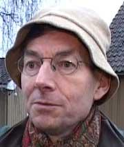 Aasmund Beier ved Porsgrunn bymuseum er skuffa over dommen. Foto: NRK