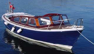 Polar bruker regnskogtrevirke i båter som dette.