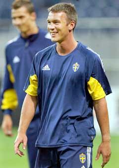 Patrik Andersson har slitt mye med skader. (Foto: AP/Scanpix)