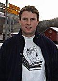 Grunneier Torstein Aasen i Sigdal.