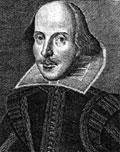 Shakespeare fant opp mer enn 1.500 nye ord. Foto: Arkiv