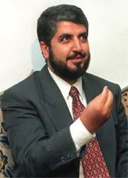 Khaled Meshaal, leder av Hamas' politiske gren er ikke optimistisk. Foto: AFP/Scanpix