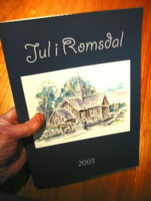 Jul i Romsdal - ikke bare kos og julenøtter.