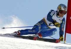 Bjarne Solbakken har tre pallplasseringer i verdenscupen i år. (Foto: Reuters/Scanpix)