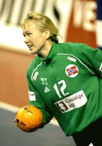 Cecilie Leganger skifter klubb. Arkivfoto: Morten Holm, Scanpix.
