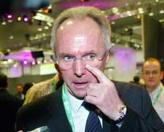 Sven-Göran Eriksson (Foto: AP/Scanpix)