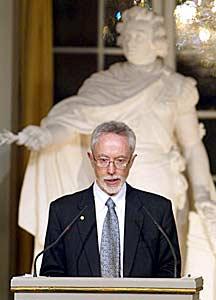 J.M. Coetzee under Nobel-foredraget