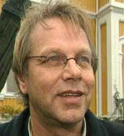 Ordførar Erling Laland i Kragerø. Foto: NRK