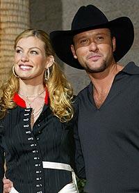 Faith Hill og Tim McGraw