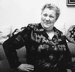 Mimmi Iversen er verdens gladeste pensjonist. (Foto: Guro Bjerk)