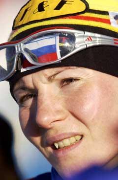 Albina Akhatova (Foto: Heiko Junge / SCANPIX)
