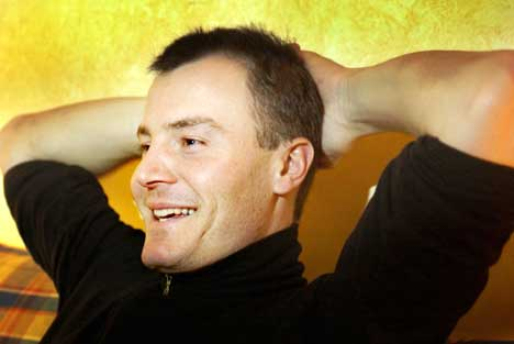 Sven Fischer (Foto: Heiko Junge / SCANPIX)