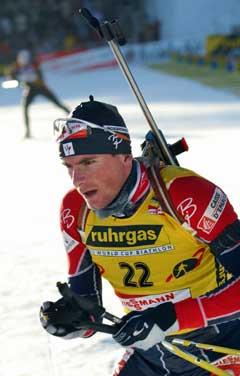 Raphael Poiree vant verdenscupen sammenlagt tre år på rad. (Foto: Knut Fjeldstad / SCANPIX)
