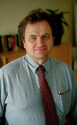 Stein Møllerhaug er en av Norges fremste eksperter på datasikkerhet. Foto: Bent J. Tandstad.