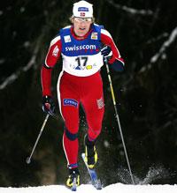 Jens Arne Svartedal fikk godkjent med en 7.plass (Foto: Scanpix)