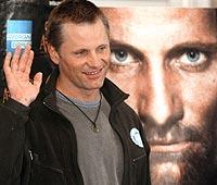 Viggo Mortensen (med litt mindre hårmanke) kommer til festforestillingen i Oslo Spektrum i kveld