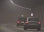Biler i Bragernestunnelen