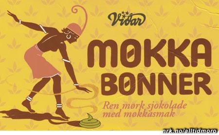 Ny trend i sjokoladebransjen: ærlig reklame. (Innsendt av Håvard K.)