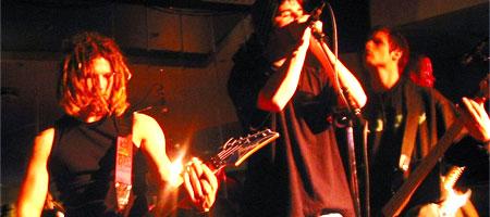 Norgesmestere i rock 2003: Urørtbandet Mistress