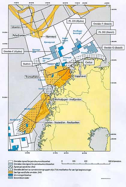 Oljeboring For Dummies Nrk Troms Og Finnmark Lokale Nyheter