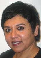 Nita Kapoor mener det er viktig for NRK å balansere samfunnsoppdraget med markedsutvklingen. Foto: Scanpix