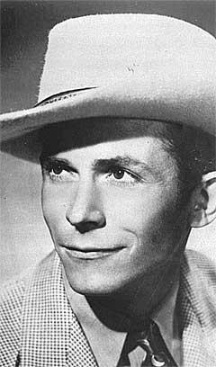 Hank Williams ble bare 29 år gammel. Foto: Scanpix.