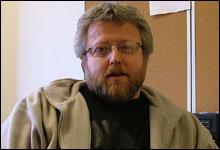 Hans Petter Jacobsen. Foto: NRK.