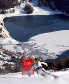 Renate Götschl var raskest i St. Moritz: (Foto: AP/Scanpix)