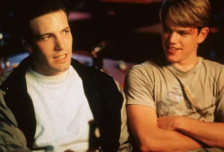 Ben Affleck og Matt Damon er søte sammen de...