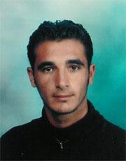 PFLP sende i kveld ut dette biletet av Saed Kamap, sjølvmordsbombaren som tok med seg tre andre i døden utanfor Tel Aviv i ettermiddag. Scanpix-foto)