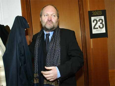 Kalle Lisberg er ikke interessert i å slippe til Kanal24 før han må. (Foto: Terje Bendiksby/Scanpix)